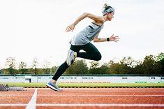Przebieżki to dobry sposób na poprawę szybkości