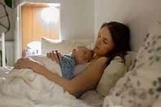 Na zdjęciu: matka z noworodkiem
