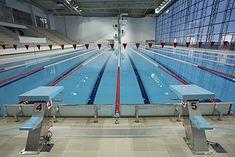 Na zdjęciu: basen olimpijski