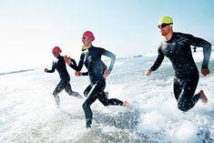 Pianka do pływania to rzecz niezbędna dla triathlonistów