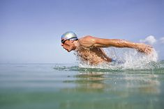 Styl motylkowy to najtrudniejszy styl w pływaniu