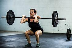 Koncentracja jest bardzo ważna podczas wykonywania intensywnych ćwiczeń