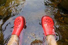 Buty do wody (zdjęcie ilustracyjne)