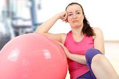 Wylewanie potów na siłowni czasem nie daje efektów