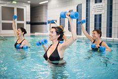 Zajęcia aqua fitness dla pań