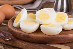 Jajka na twardo to główny składnik diety jajecznej