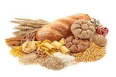 Na zdjęciu: pokarmy bogate w węglowodany