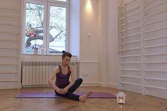 Ewa Kula pokazuje, jak ćwiczyć stopy