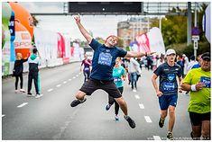 Zdjęcie z 41. edycji Maratonu Warszawskiego