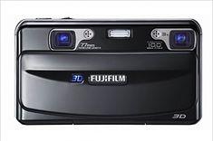 Oficjalna prezentacja Fuji FinePix Real 3D W1