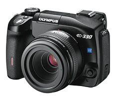 Olympus E-330 (EVOLT E-330)
