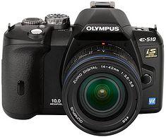 Olympus E-510 (EVOLT E-510)