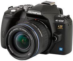 Olympus E-520 (EVOLT E-520)