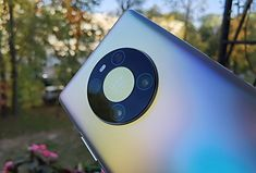 Huawei Mate40 Pro na żywo.