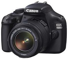 Canon EOS 1100D (EOS Rebel T3, EOS Kiss X50)