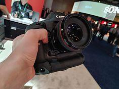 Targi CES w Las Vegas 2020 / Canon EOS-1D X Mark III