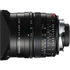 Leica Summilux-M 24mm f/1.4 ASPH