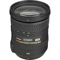Nikon AF-S DX Nikkor 18-200mm f/3.5-5.6G IF-ED VR