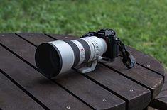 Obiektyw FE 70–200mm F2,8 GM OSS II