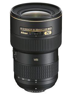 Nikon AF-S Nikkor 16-35 mm F4G ED VR