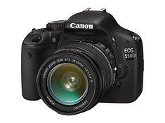 Canon EOS 550D (EOS Rebel T2i, EOS Kiss X4)