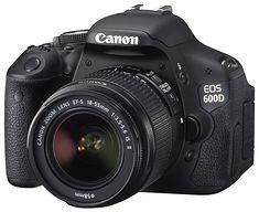 Canon EOS 600D (EOS Rebel T3i, EOS Kiss X5)