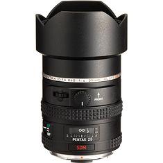 Pentax smc D FA 645 25mm F4 AL (IF) SDM AW