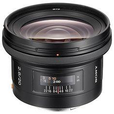 Sony 20mm F2.8