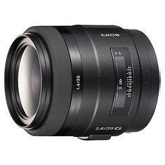 Sony 35mm F1.4 G