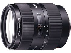Sony DT 16-105mm F3.5-5.6