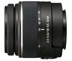 Sony DT 18-55mm F3.5-5.6 SAM