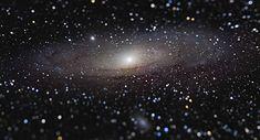 Zdjęcie dnia: Galaktyka Andromeda - zwycięska fotografia w Astronomy Photographer of The Year 2020
