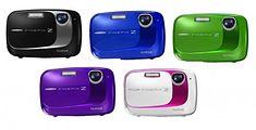 Kolorowy zawró gowy z Fujifilm FinePix Z35