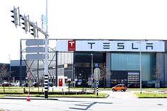 Fabryka Tesli w Holandii