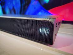Soundbar Samsung Harman Kardon HW-Q70R z Dolby Atmos, który obsługuje HDMI eARC