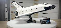 Zestaw NASA Space Shuttle Discovery.