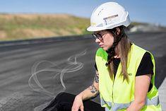 Pachnący asfalt Budimex i LOTOS asfalt