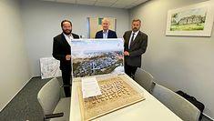 Projekt osiedla zasilanego wodorem w Środzie Śląskiej