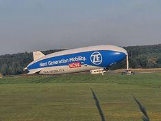 Zeppelin nad Polską