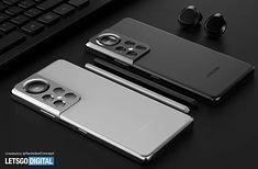 Wyciekł wygląd telefonu Samsung Galaxy S22 Ultra