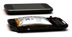 Uszkodzona bateria w iPhone'ie