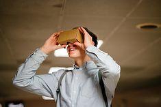 Jak oglądać filmy VR na telefonie?