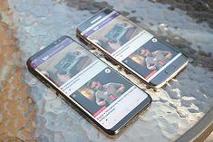 Galaxy S8+ i Galaxy S7 edge