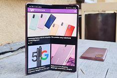 Google szykuje konkurencję dla Samsunga Galaxy Z Fold 2?