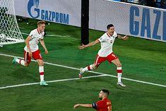 Polska zremisowała z Hiszpanią 1:1