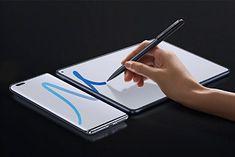 Huawei Mate 40 Pro jest kompatybilny z opcjonalnym rysikiem M-Pen 2