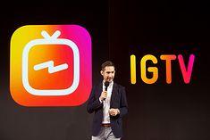 IGTV zostało zapowiedziane podczas specjalnej konferencji