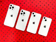 Makiety iPhone'ów 13
