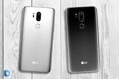 LG G7 ThinQ - wizualizacja bazująca na przeciekach