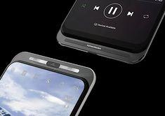 Koncepcyjny smartfon ASUSa z wysuwanym głośnikiem